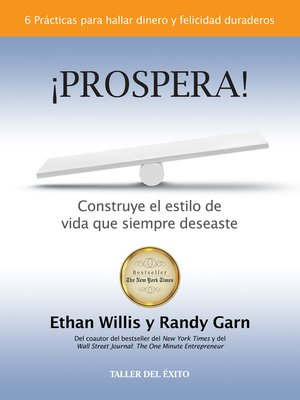 cover image of ¡Prospera!
