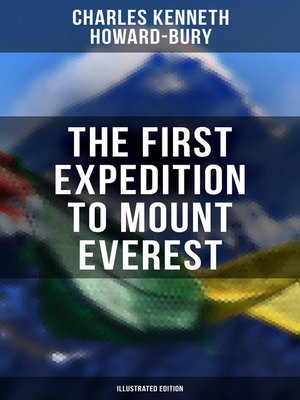 cover image of The First Expedition to Mount Everest (Illustrated Edition)