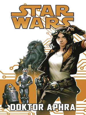 cover image of Star Wars --Doktor Aphra I