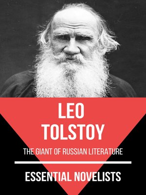 cover image of Essential Novelists--Leo Tolstoy