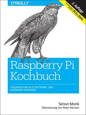 cover image of Raspberry-Pi-Kochbuch
