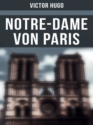 cover image of Notre-Dame von Paris