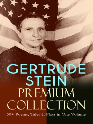 cover image of Gertrude Stein Premium Collection
