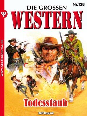 cover image of Die großen Western 128