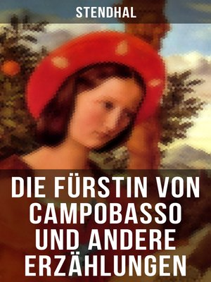 cover image of Die Fürstin von Campobasso und andere Erzählungen
