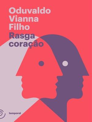 cover image of Rasga coração