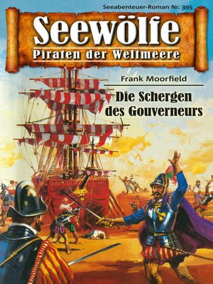 cover image of Seewölfe--Piraten der Weltmeere 395