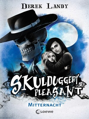 cover image of Skulduggery Pleasant--Mitternacht