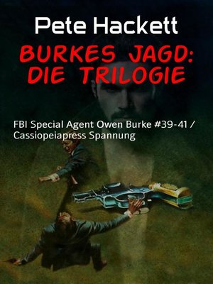 cover image of Burkes Jagd