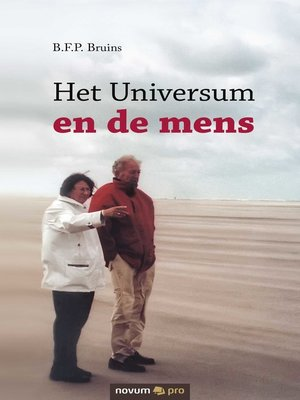 cover image of Het Universum en de mens