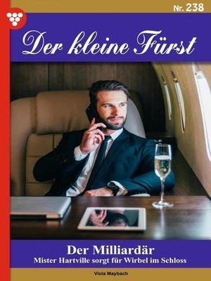 cover image of Der kleine Fürst 238 – Adelsroman