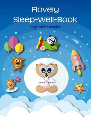 cover image of Flovely Sleep-well-Book