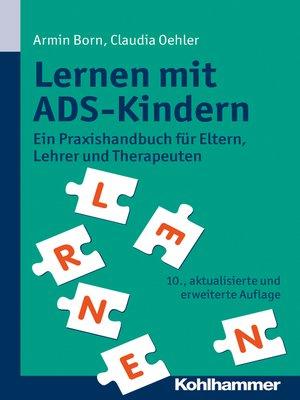 cover image of Lernen mit ADS-Kindern