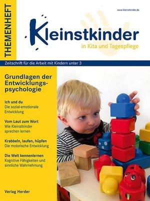 cover image of Grundlagen der Entwicklungspsychologie