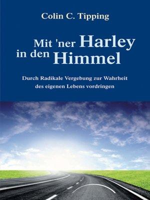 cover image of Mit 'ner Harley in den Himmel