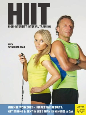 cover image of HIIT—High Intensity Interval Training