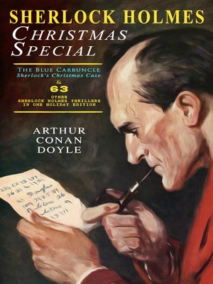 cover image of Sherlock Holmes Christmas Special