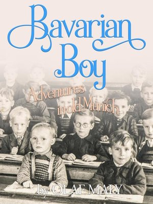 cover image of Bavarian Boy
