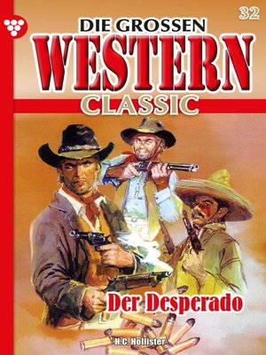 cover image of Die großen Western Classic 32 – Western
