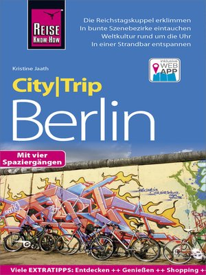 cover image of Reise Know-How CityTrip Berlin