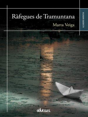 cover image of Ràfagues de tramuntana