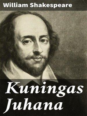 cover image of Kuningas Juhana