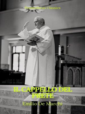 cover image of Il cappello del prete (indice attivo)