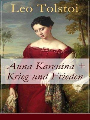 cover image of Anna Karenina + Krieg und Frieden