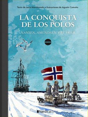 cover image of La conquista de los polos