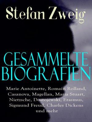 cover image of Gesammelte Biografien
