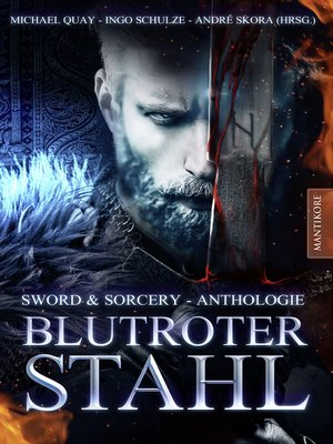 cover image of Blutroter Stahl