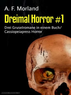 cover image of Dreimal Horror #1