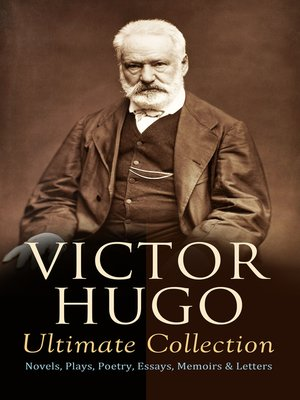 cover image of VICTOR HUGO Ultimate Collection