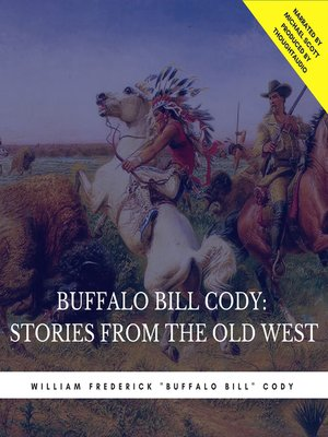 cover image of Buffalo Bill Cody