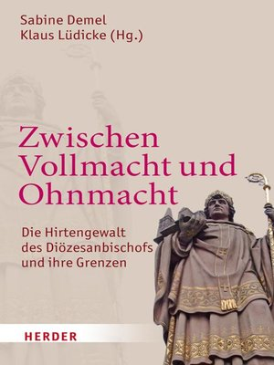 cover image of Zwischen Vollmacht und Ohnmacht