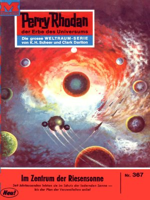 cover image of Perry Rhodan 367