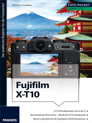 cover image of Foto Pocket Fujifilm X-T10