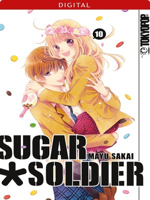 cover image of Sugar Soldier 10