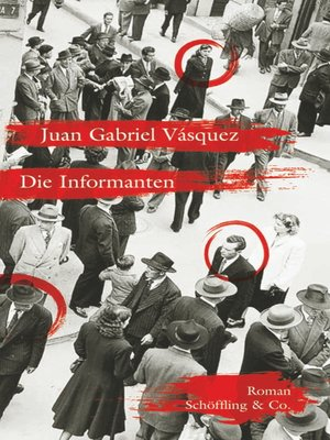 cover image of Die Informanten