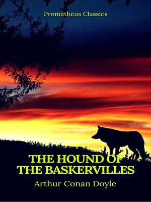 cover image of The Hound of the Baskervilles (Best Navigation, Active TOC) (Prometheus Classics)