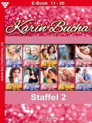 cover image of Karin Bucha Staffel 2 – Liebesroman