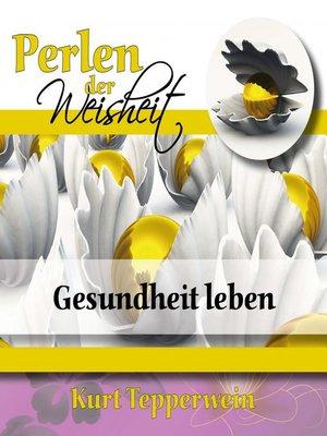 cover image of Perlen der Weisheit