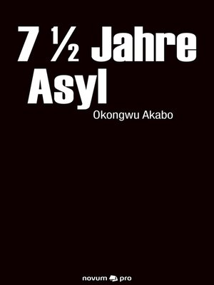 cover image of 7 1/2 Jahre Asyl