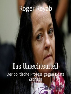 cover image of Das Unrechtsurteil