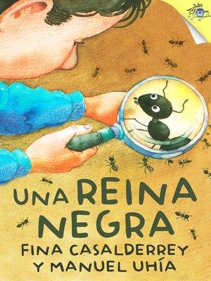 cover image of Una reina negra