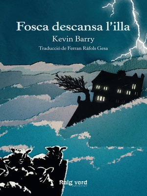 cover image of Fosca descansa l'illa