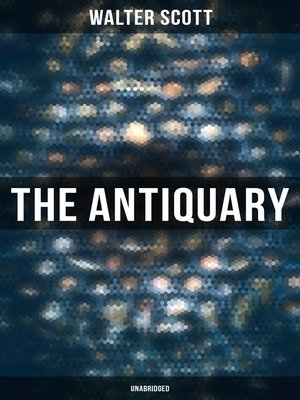 cover image of The Antiquary (Unabridged)
