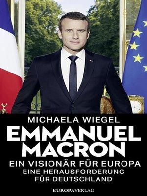 cover image of Emmanuel Macron