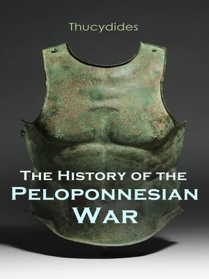 cover image of The History of the Peloponnesian War