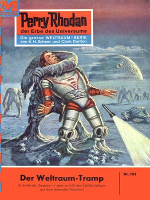 cover image of Perry Rhodan 101